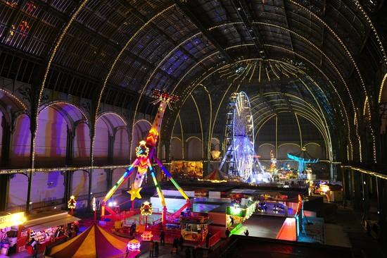 jour de fêtes au grand palais paris