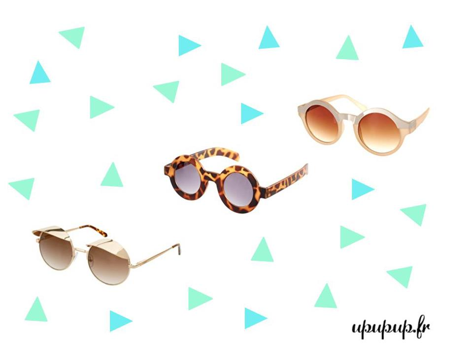 lunettes de soleil fashion et retro pas cher chez asos