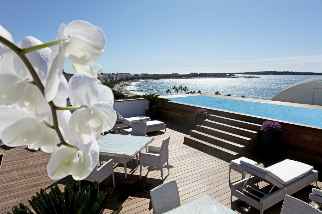 MAJESTIC BARRIERE CANNES SUITE MAJESTIC