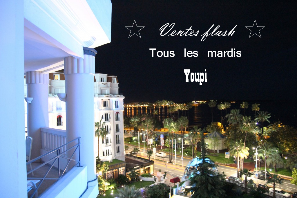 ventes flash hotel luxe palace cannes majestic barriere
