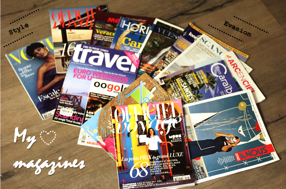 MEILLEUR MAGAZINES VOYAGES