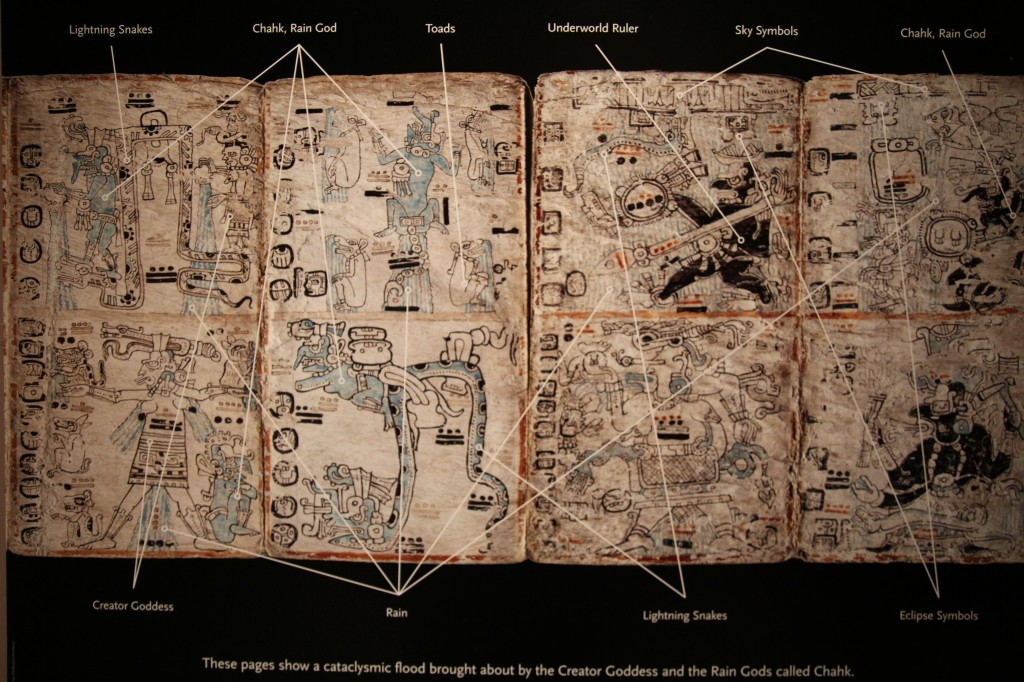 Penn Museum Calendrier Maya Decryptage