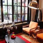 Vintage Hôtel pour un week-end en amoureux à Bruxelles