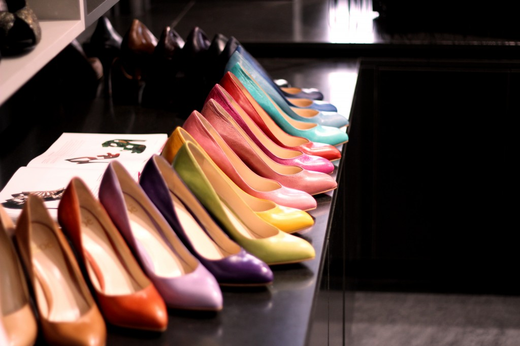 Noe By Your Shoes Coloured Shoes Rainbow shoes Anvers Shop