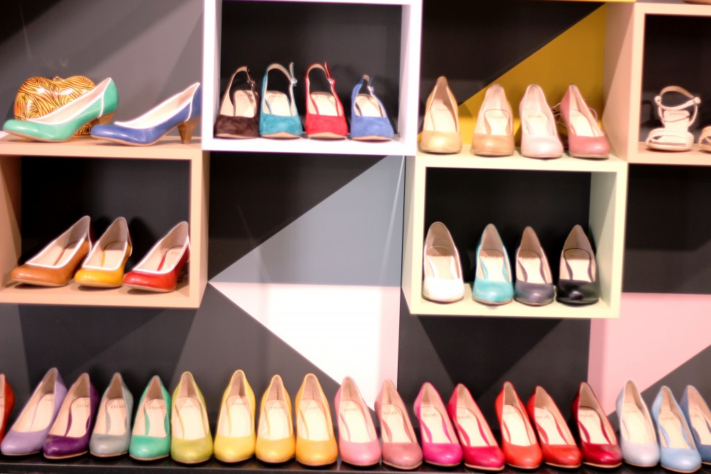 Noe By Your Shop Coloured Shoes Anvers