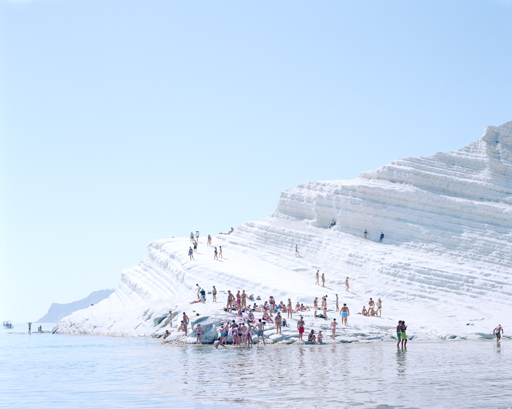 Natural Habitats by Massimo Vitali
