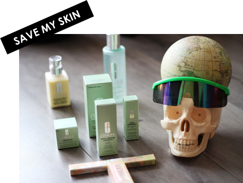 SAVE MY SKIN IN TRAVEL CLINIQUE