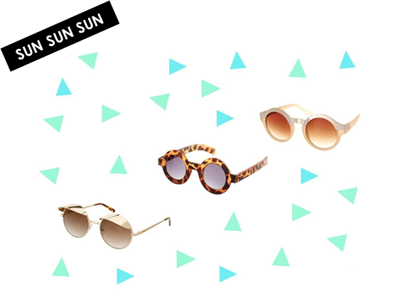 SUNGLASSES TRENDY RETRO ASOS