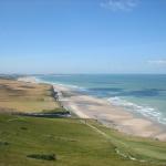 La Côte d'Opale, entre dunes et estuaires.