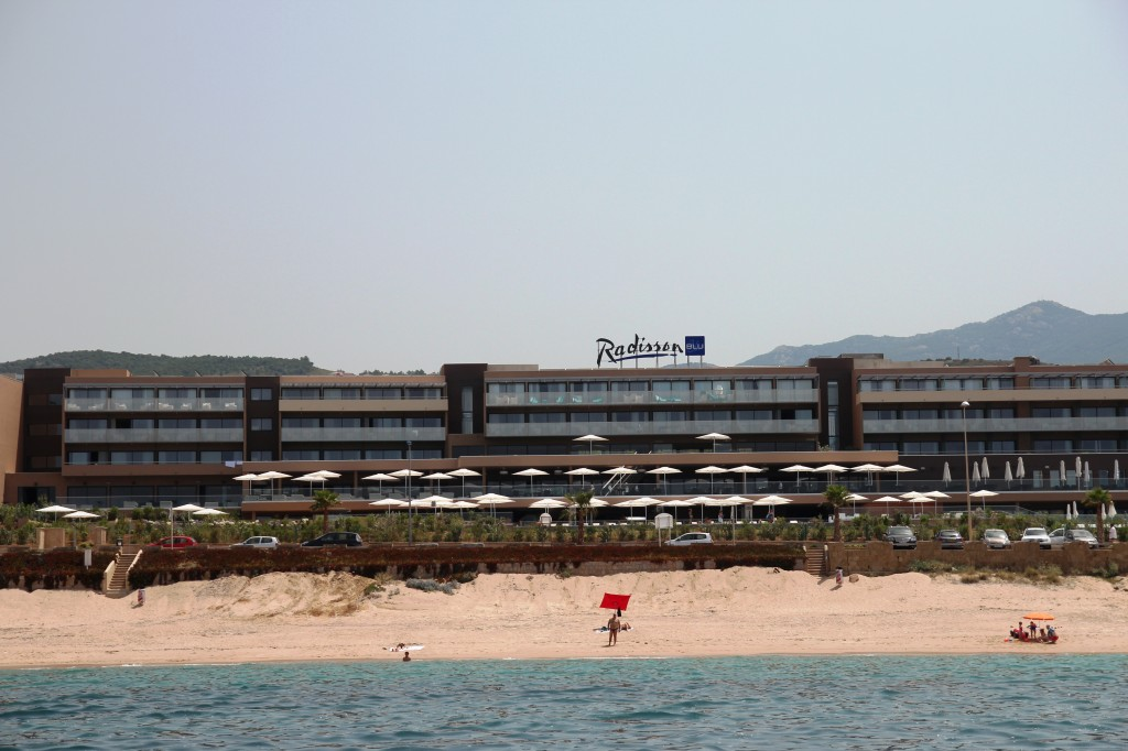 Radisson Blu Ajaccio Week-end en corse