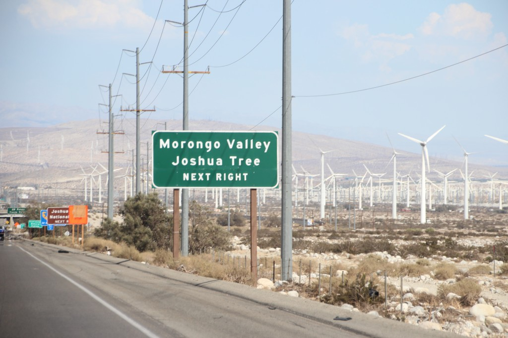 Morongo Valley California Usa