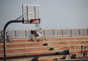 8 Venice Beach Basket Ball Match