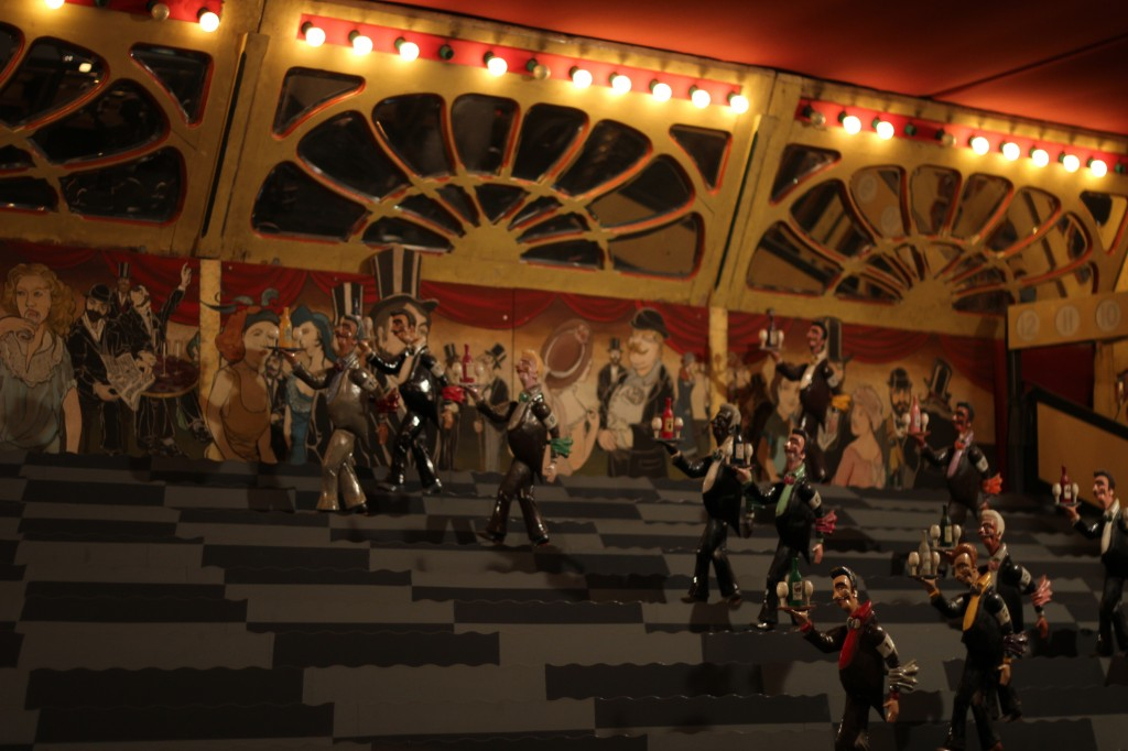 old circus vieux cirque musee arts forains paris