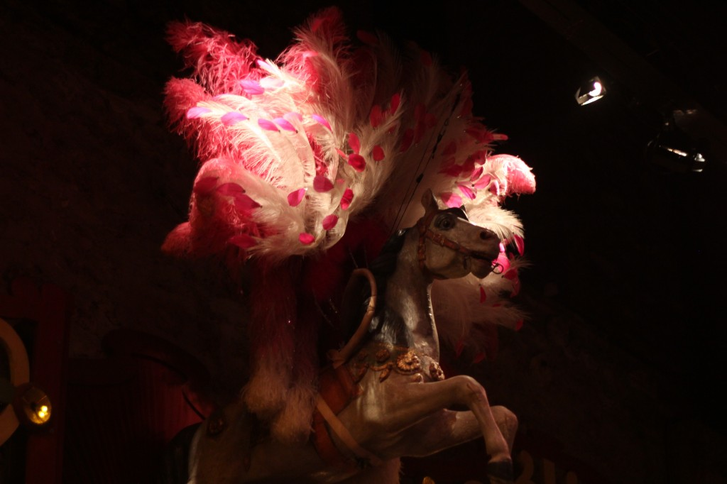 old magic circus musee arts forains paris