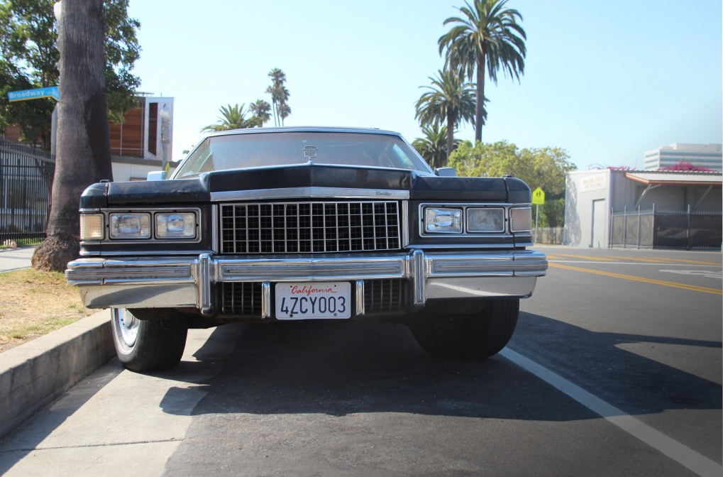 Cadillac Los Angeles upupup