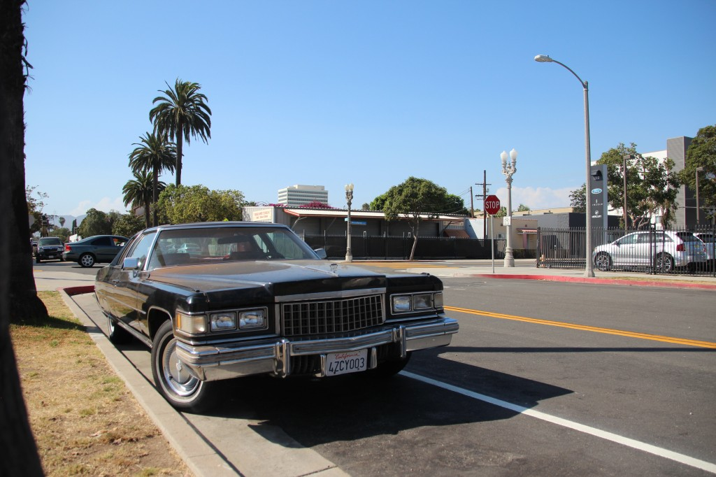 old cadillac los angeles (c) upupup.fr