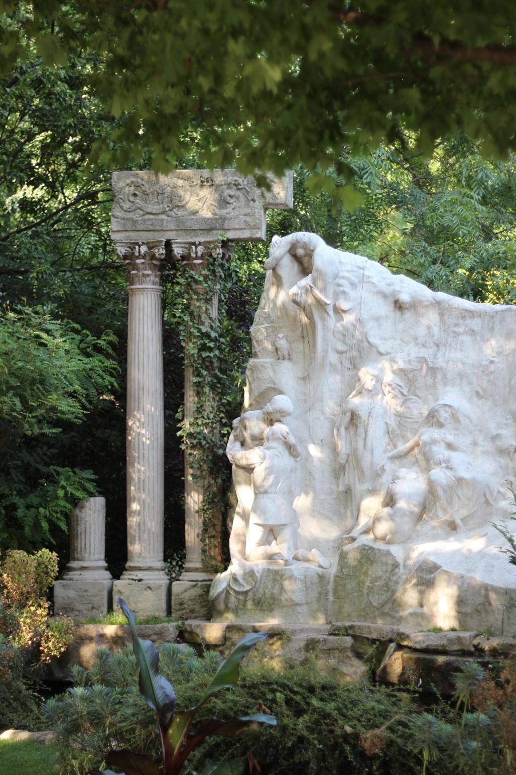 Jardin de la nouvelle france for Le jardin d agathe 19