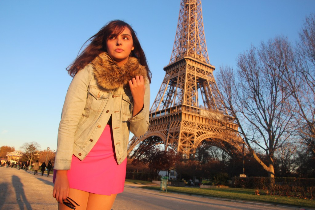 0 pink skirt paris eiffel tower fashion blog (c) upupup.fr