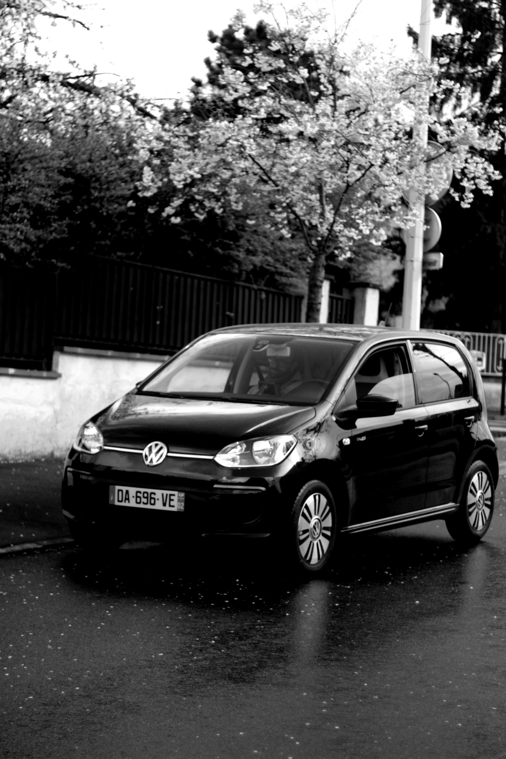 test volkswagen e up blogueuse photo copyrighted www.upupup.fr