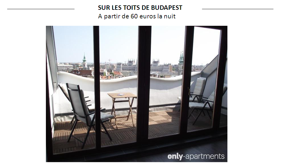 LOUER APPARTEMENT BUDAPEST