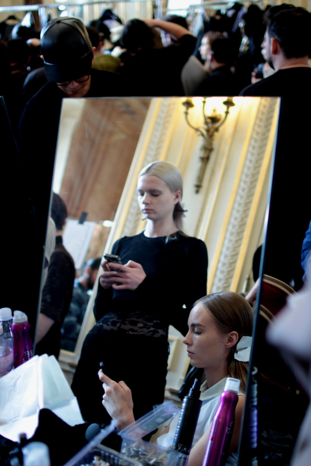 4  fashion week backstage blog paris (c) upupup.fr