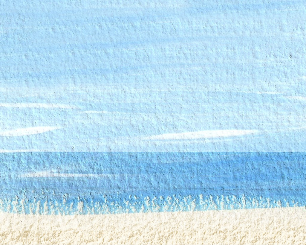 beach-sea-sky-painting