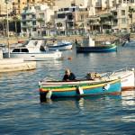 Marsaskala à Malte.
