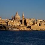 Voyage à Malte.