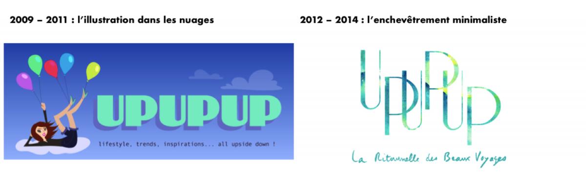 Historique Blog UP UP UP upupup.fr