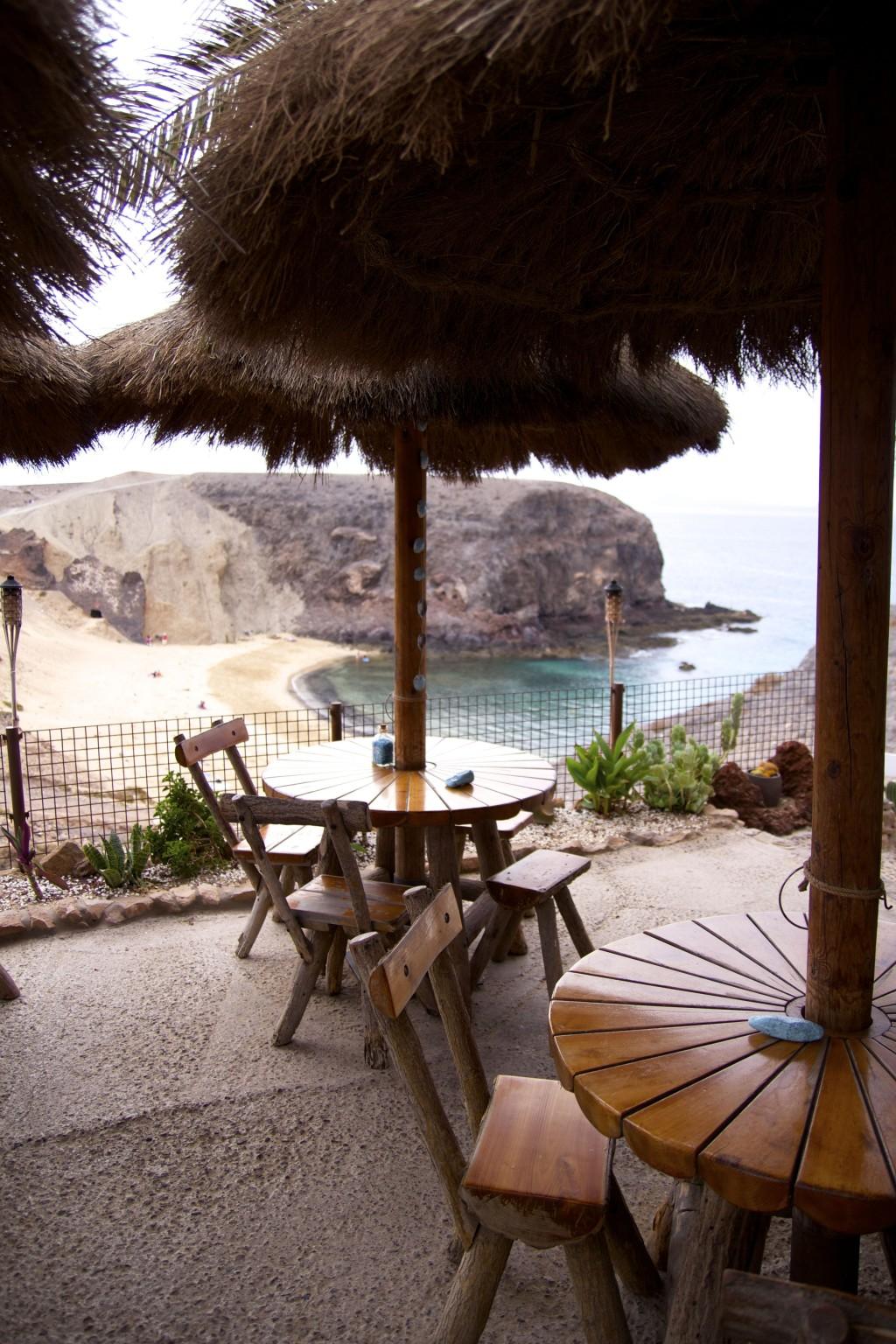 Playa Papagayo Lanzarote Blog Mode Voyage upupup.fr 2