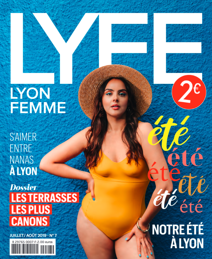 mannequin grande taille paris française magazine lyfe