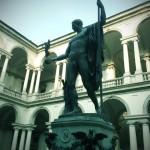 Les beaux arts de Milan