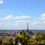 Pédicure sur la plus belle terrasse de Paris