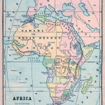 L'Afrique couleur pastel