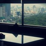 Fenêtre sur Bangkok