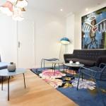 Villa bohème dans une jolie impasse privée de Paris
